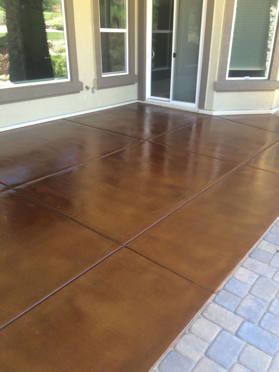 Si Legacy Floor Finishing Decorative Coatings Services